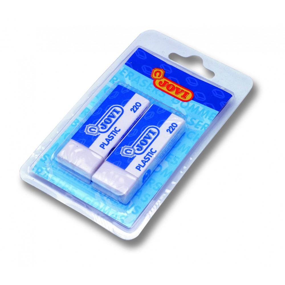 Radiere plastic 2 buc/set Jovi