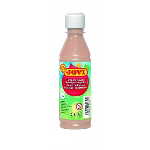 Tempera lichida brun deschis 250 ml/sticla Jovi