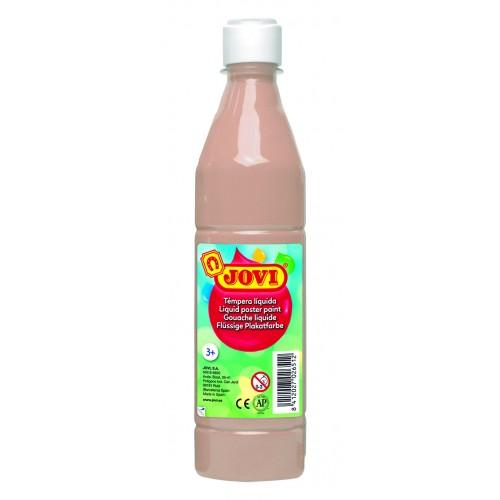 Tempera lichida brun deschis 500 ml/sticla Jovi