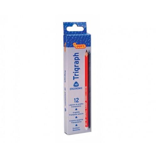 Creioane HB 12 buc/set Jovi