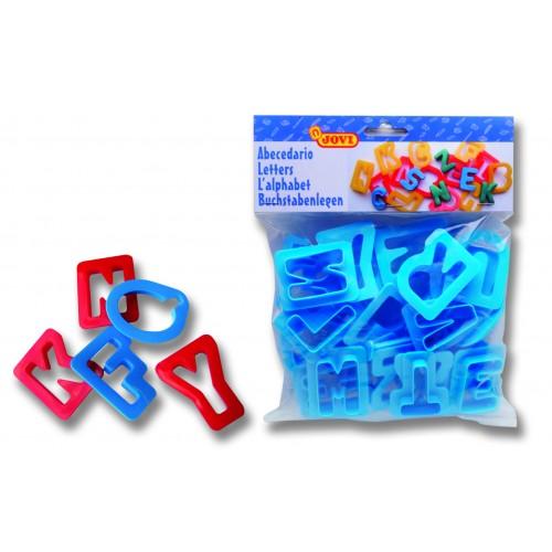 Forme modelaj litere 26 buc/blister Jovi