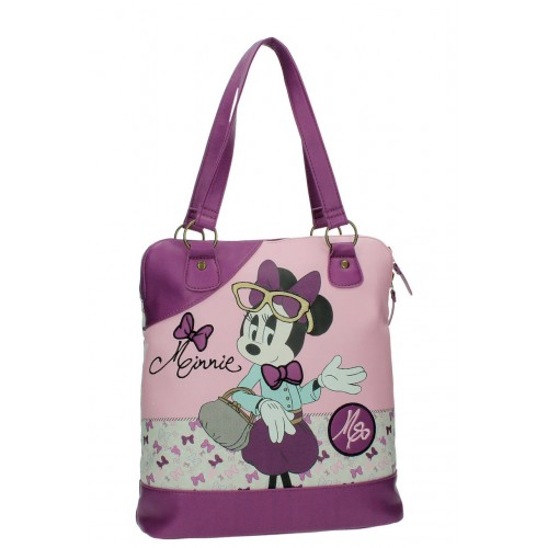 Geanta shopping 35 cm Minnie Glam