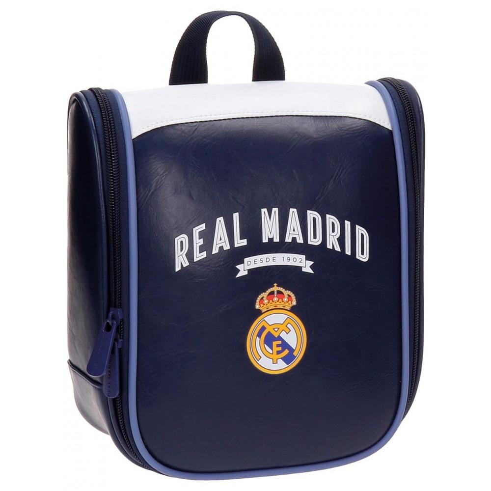 Borseta baieti Vintage Real Madrid, 20x22x8 cm