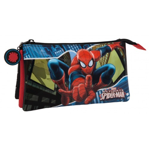 Penar 22 cm 3 compartimente Spiderman