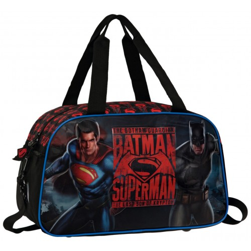 Geanta de voiaj 45 cm Superman - Batman