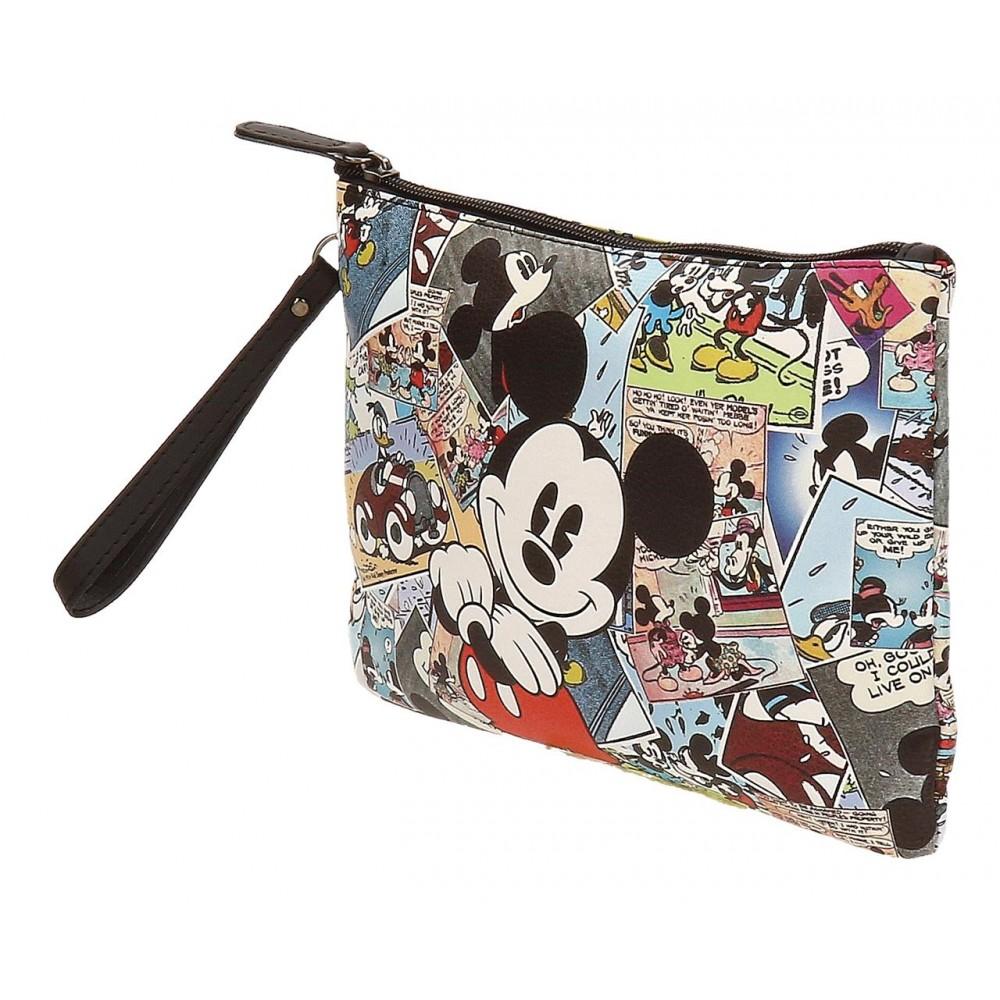 Borseta baieti pt tableta Mickey Comic, 23x16 cm