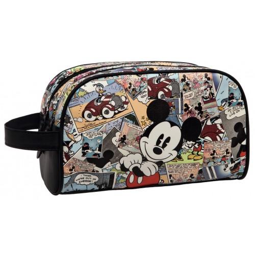 Borseta 26 cm 2 compartimente Mickey Comic