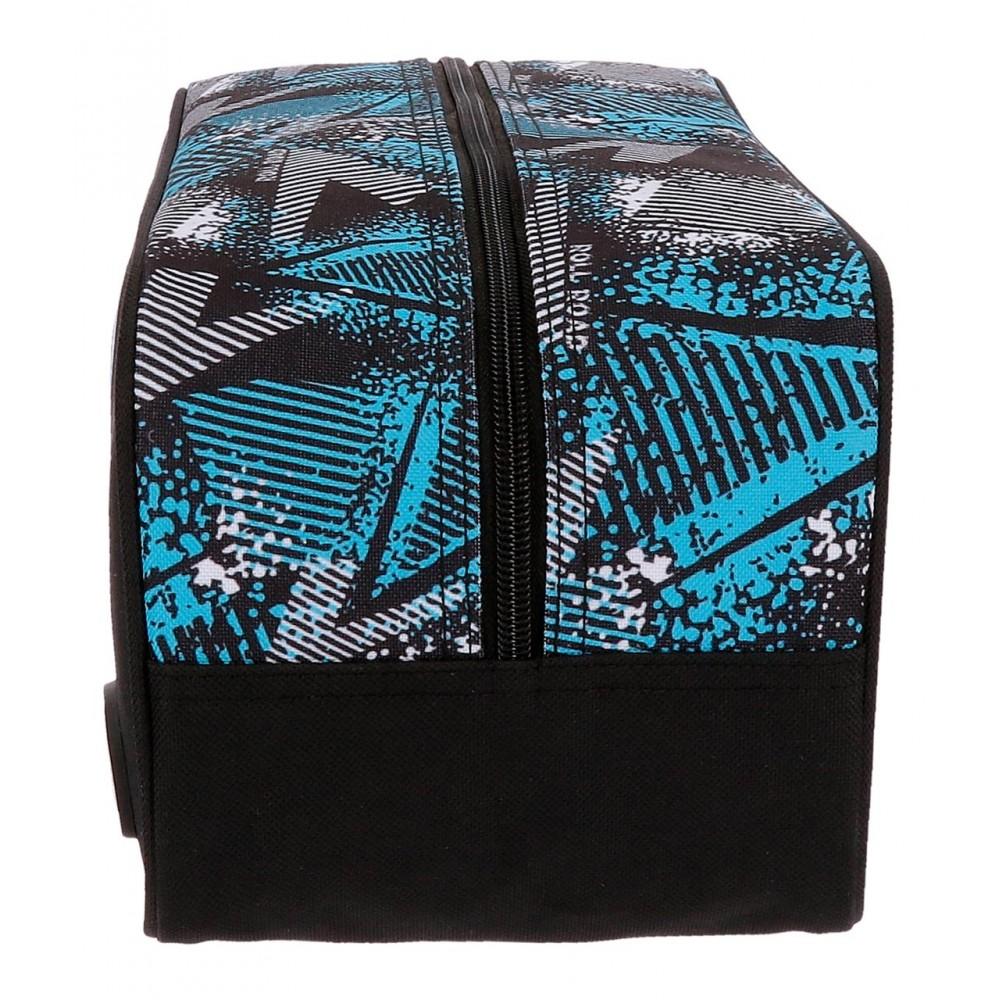 Geanta pantofi Roll Road SK8, 34x15x14 cm