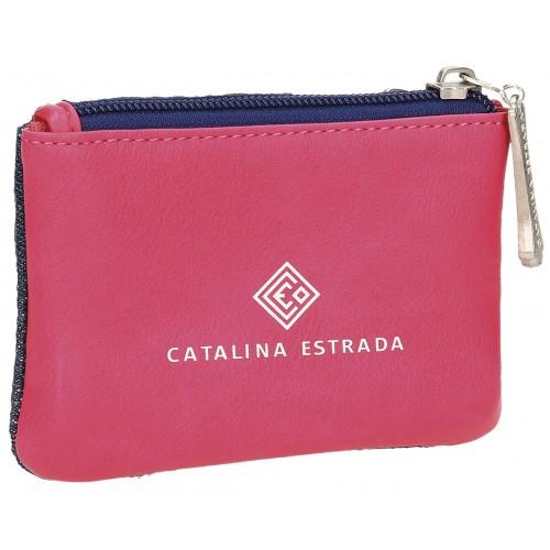 Portofel 11.5 cm Catalina Estrada Caleidoscopio