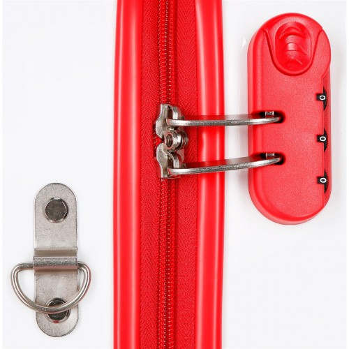 Valiza calatorie ABS 41 cm Movom Boo to You