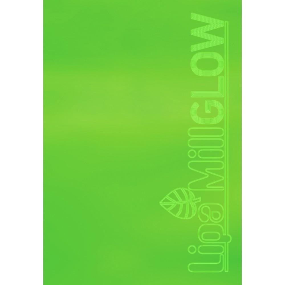 Set 10 caiete A4, 40 file, hartie 75 g,  Glow, dictando