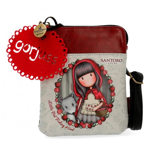 Geanta calatorie Gorjuss Little Red