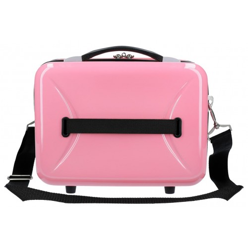 Valiza calatorie adaptabila ABS 29 cm Minnie Style