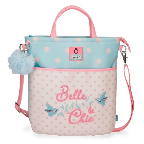 Geanta shopping Enso Belle and Chic