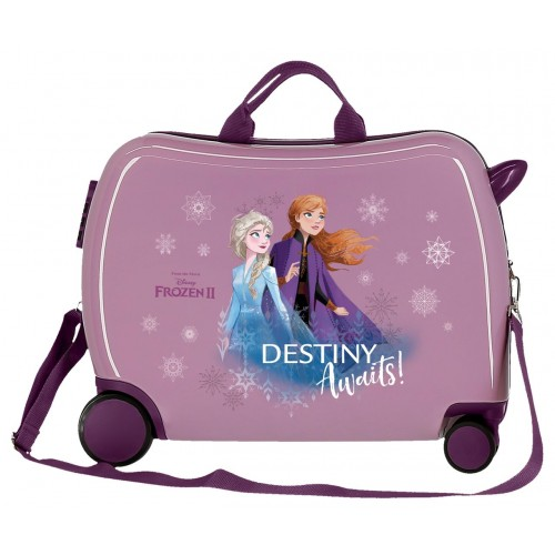 Valiza calatorie copii Frozen 2 Destiny Awaits