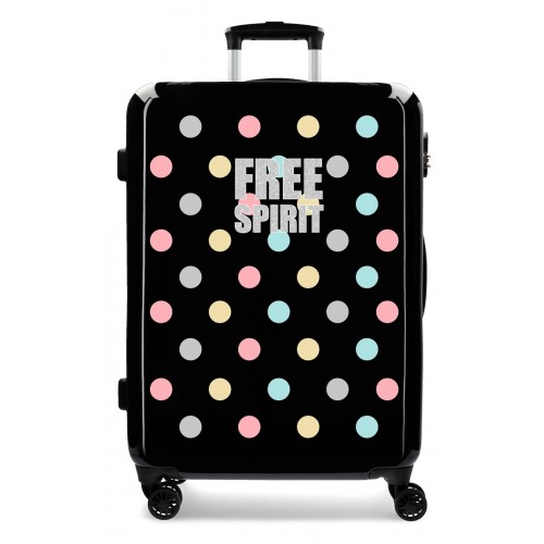 Troler cala ABS 68 cm Movom Free Dots