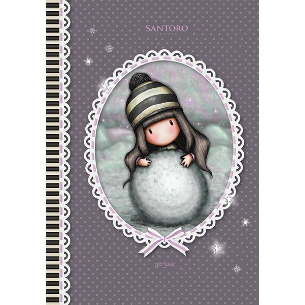 Notebook A5 matematica Gorjuss