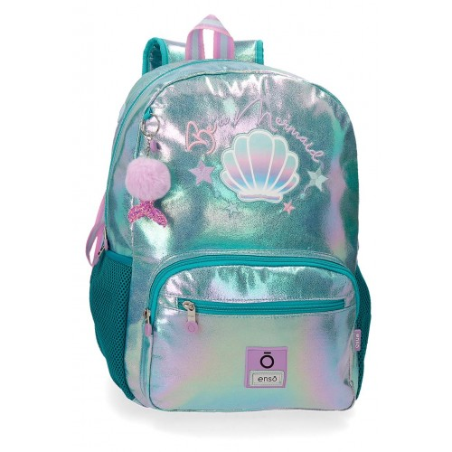 Rucsac laptop 42 cm Enso BE A Mermaid