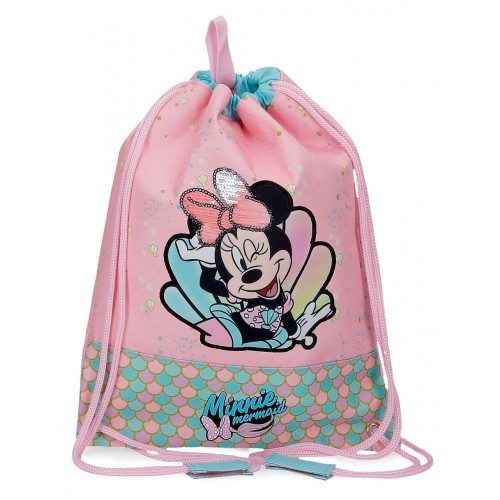 Sac 34 cm, Minnie Mermaid