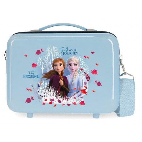 Geanta cosmetice ABS Frozen 2 Trust Your Journal