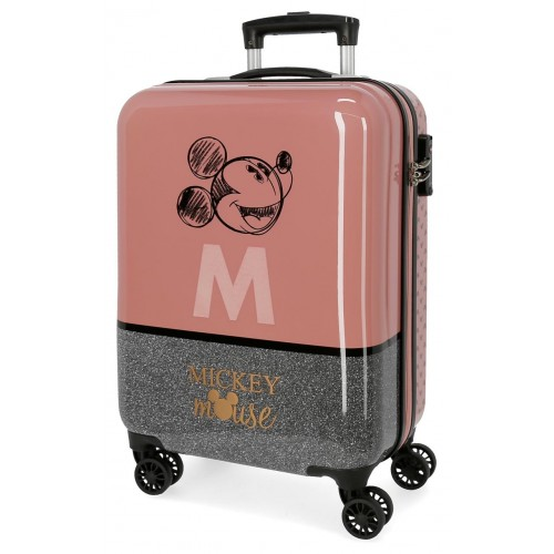 Troler ABS 55 cm Mickey The Blogger