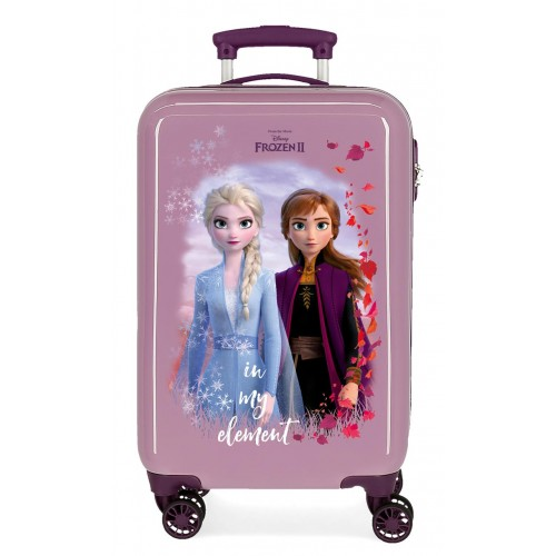 Troler ABS 55 cm mov Frozen 2 Nature is Magical