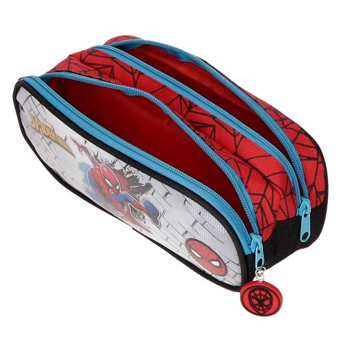 Penar 2 comp, 23 cm, Spiderman Red
