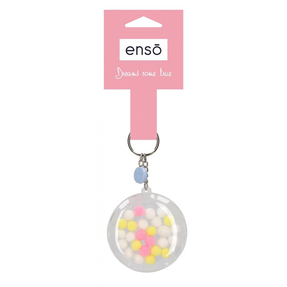 Breloc Enso Minipompons