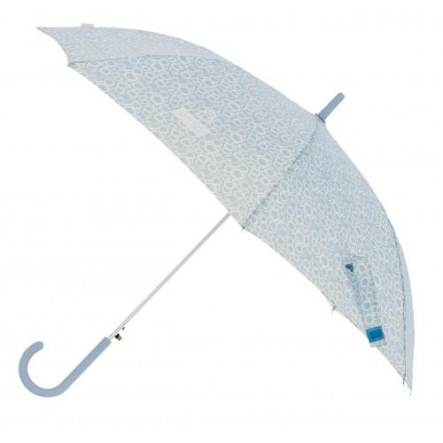 Umbrela automata mica Enso Mess bleu