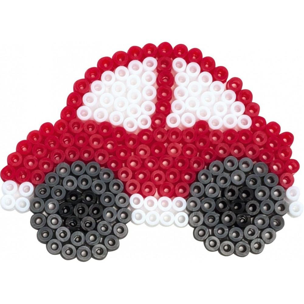Vehicles, suport pentru calcat margele, 3 forme, Folia