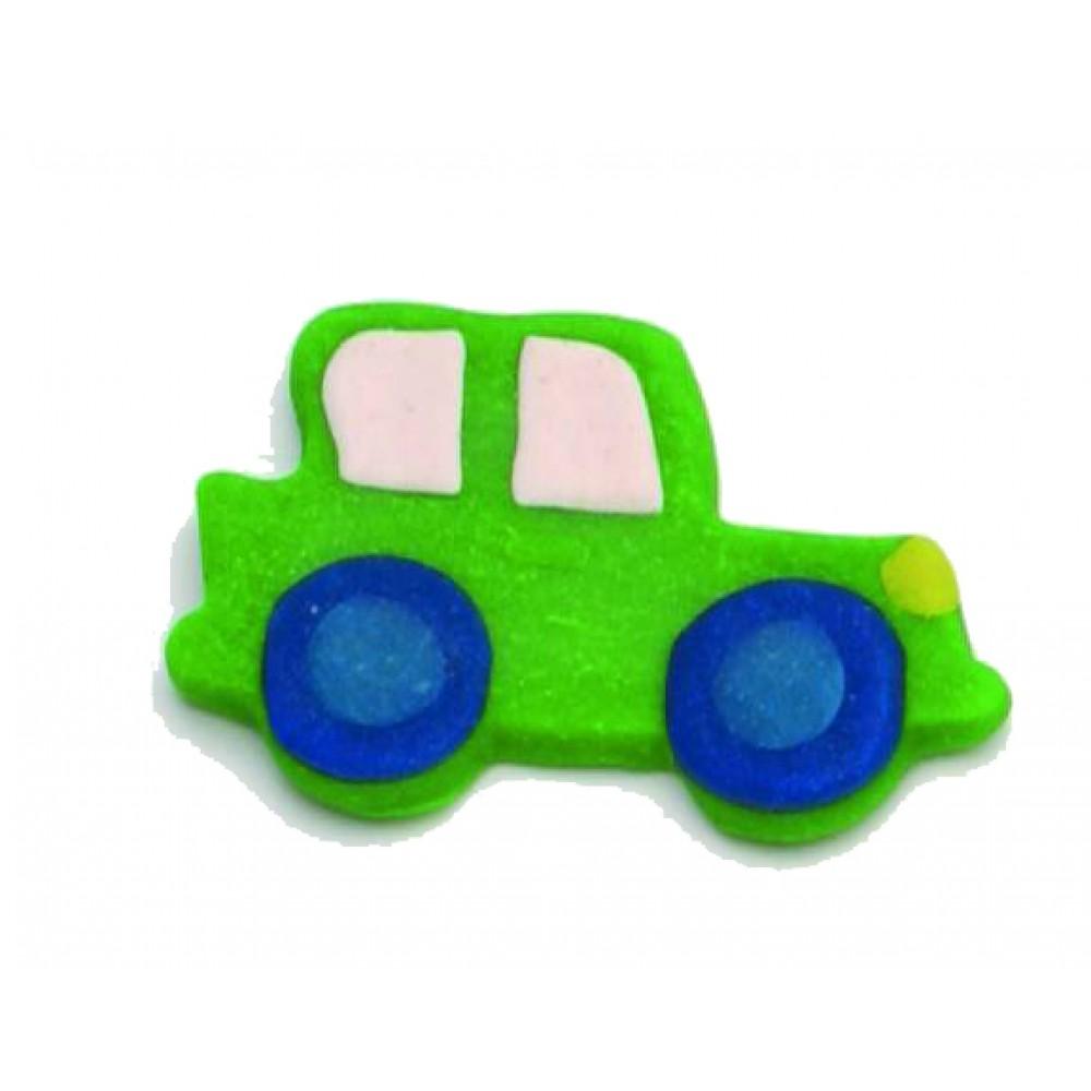Plastilina Soft verde 460g/cutie Jovi