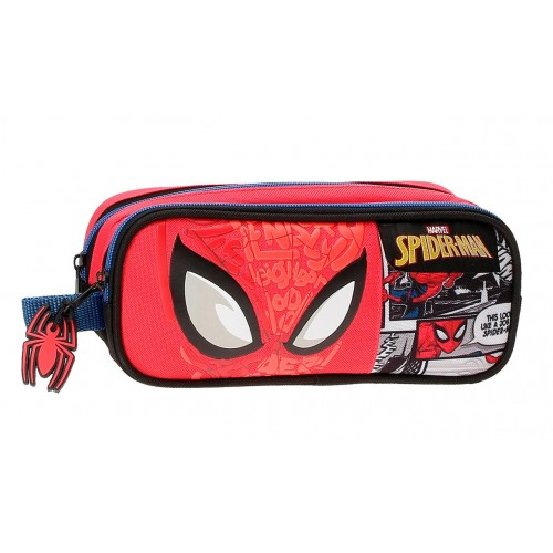 Penar 2 comp, 23 cm, Spiderman Comic