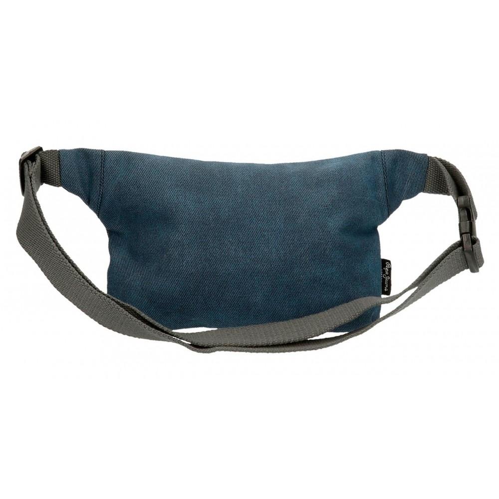 Borseta brau Pepe Jeans Vivac, 25x15x2.5 cm