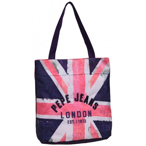 Geanta shopping Pepe Jeans Bonny Girl
