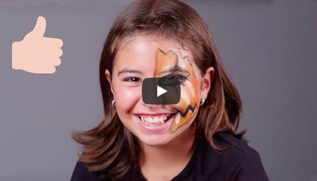Cum sa faci un machiaj de dovleac de Halloween
