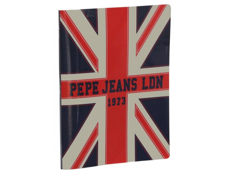 Caiet A4 dictando arc Pepe Jeans