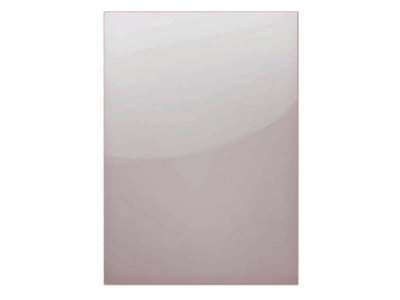 Coperta plastic fumurie si color A4