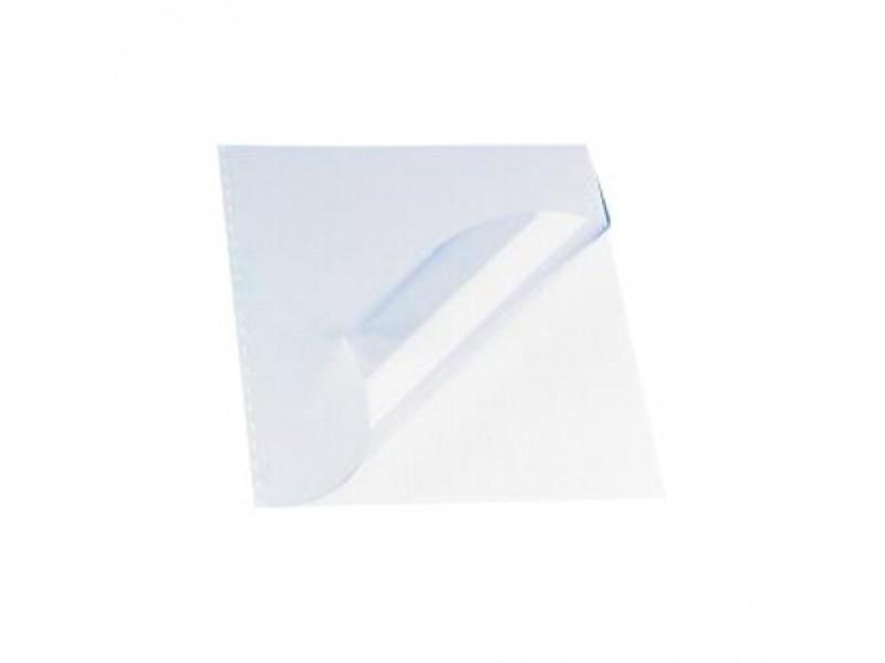 Coperta plastic transparent cristal A4