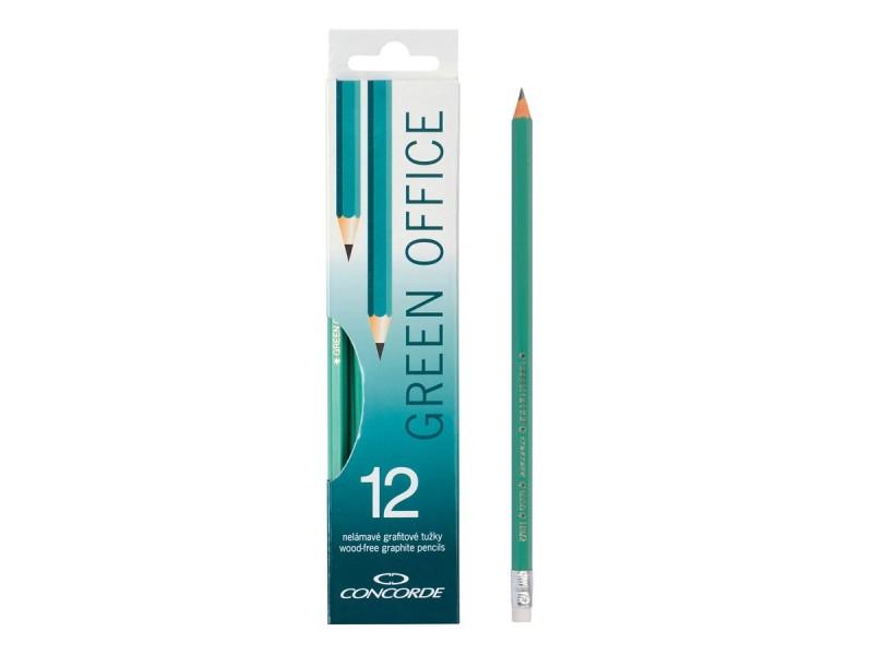 Creion flexibil cu radiera Concorde