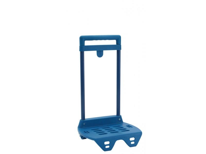 Mini-Suport ghiozdan pentru gradinita 26 cm albastru