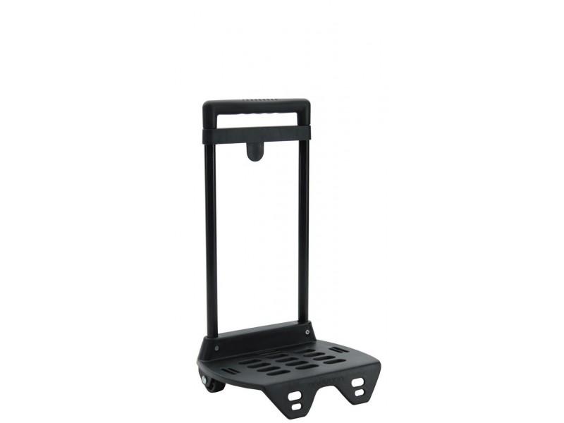 Mini-Suport ghiozdan pentru gradinita 26 cm negru