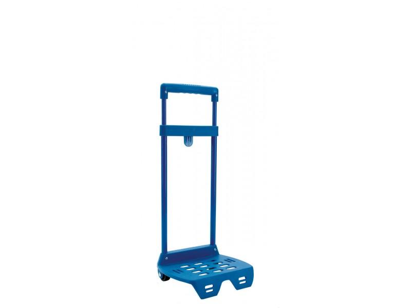 Mini-Suport ghiozdan pentru gradinita 30 cm albastru