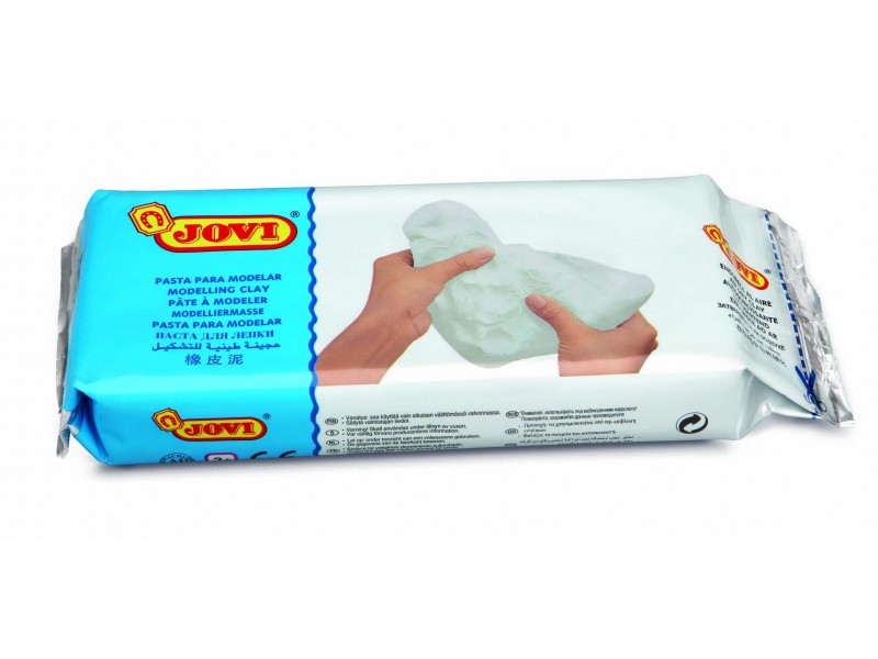 Pasta modelaj alba 1 kg Jovi Air Dry