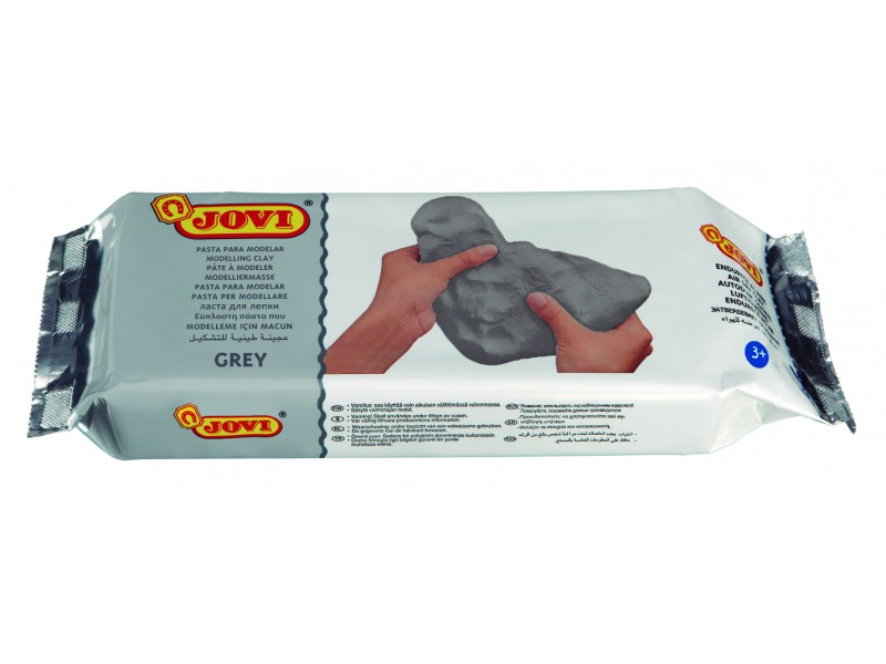 Pasta modelaj gri 500g Jovi Air Dry