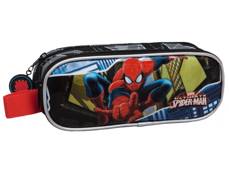 Penar 23 cm 2 compartimente Spiderman