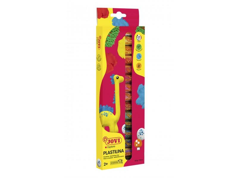 Plastilina 15 culori/set Jovi