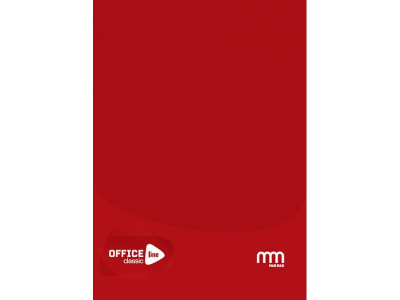 Registru A5 96 file 60g / coperta carton 1.5 mm dictando