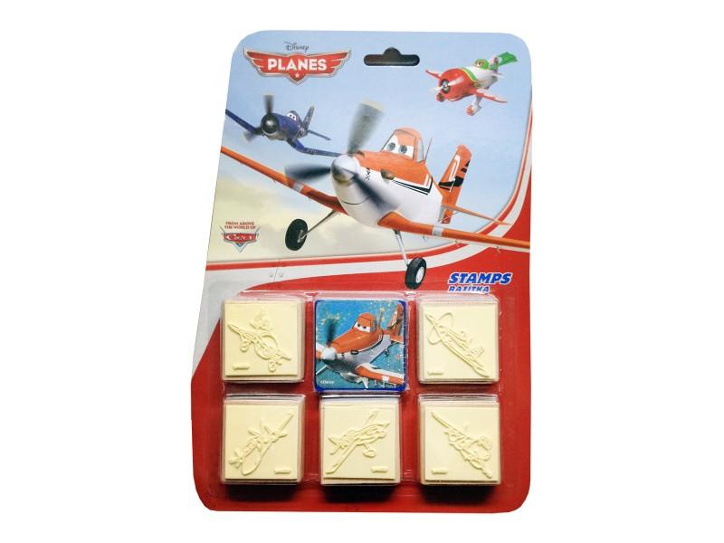 Set 5+1 stampile Planes