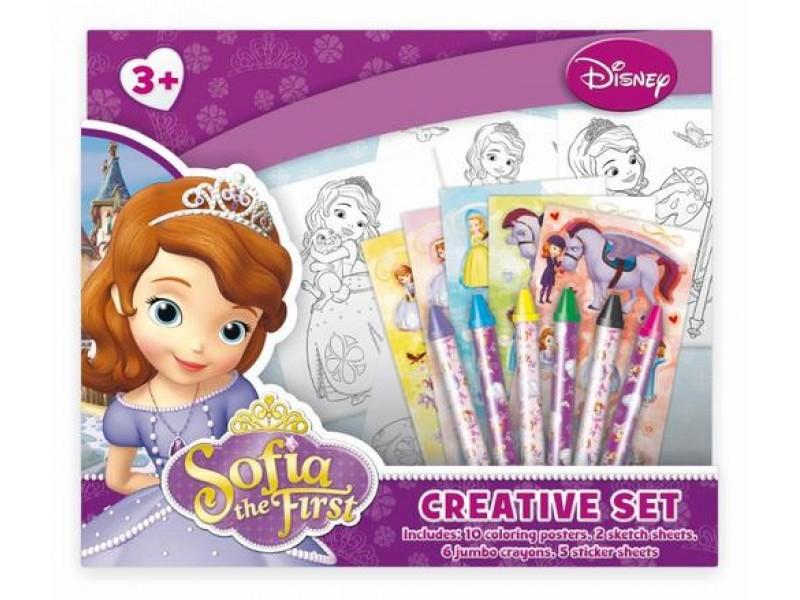 Set creativ Printesa Sofia