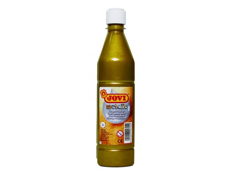 Tempera lichida auriu 500 ml/sticla Jovi